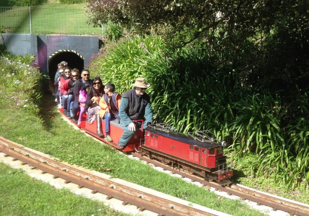 Train Rides - ASME